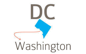 District of Columbia Service Areas