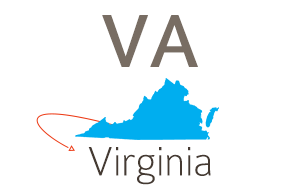 Virginia Service Areas